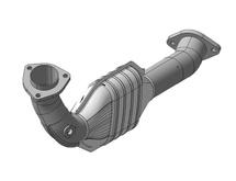 Каталитические нейтрализаторы для автомобилей с бензиновыми и дизельными двигателями ГАЗ