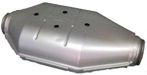 Универсальный нейтрализатор 95,6 х 170 Длина 330* (400 ячеек)Иномарка с дв. 2,0л /Евро-5/ (Спец), каталитический блок с керамическим носителем, URS 2214 Е5