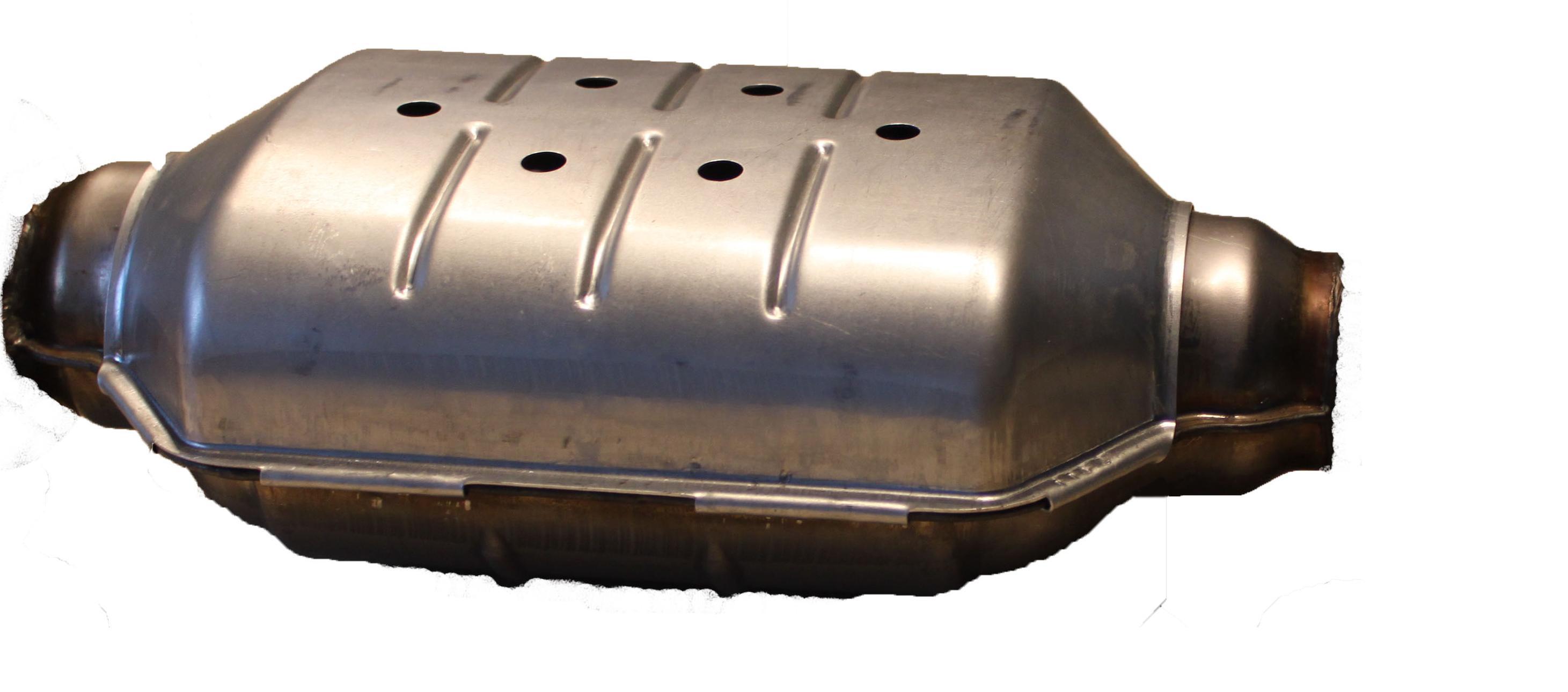 Универсальный нейтрализатор 95,8 х 170 L316* (400 ячеек)с дв. 3,0л /Евро-4, URS 2243 Е4