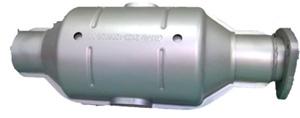 Нейтрализатор Ø 120,9 х 374* (400 ячеек)Шевроле-Нива /Евро-4, URS G131 Е4